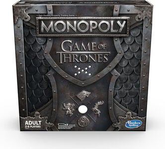 Hasbro Monopol Game of Thrones