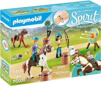 Playmobil 70331 Spirit Riding Free