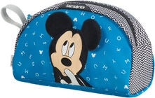 Samsonite Disney Mickey Mouse Toilettaske, Blå