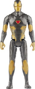 Marvel Avengers Titan Hero Figur Iron Man Black And Gold