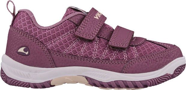 Viking Bryne Sneakers, Bordeaux/Violet