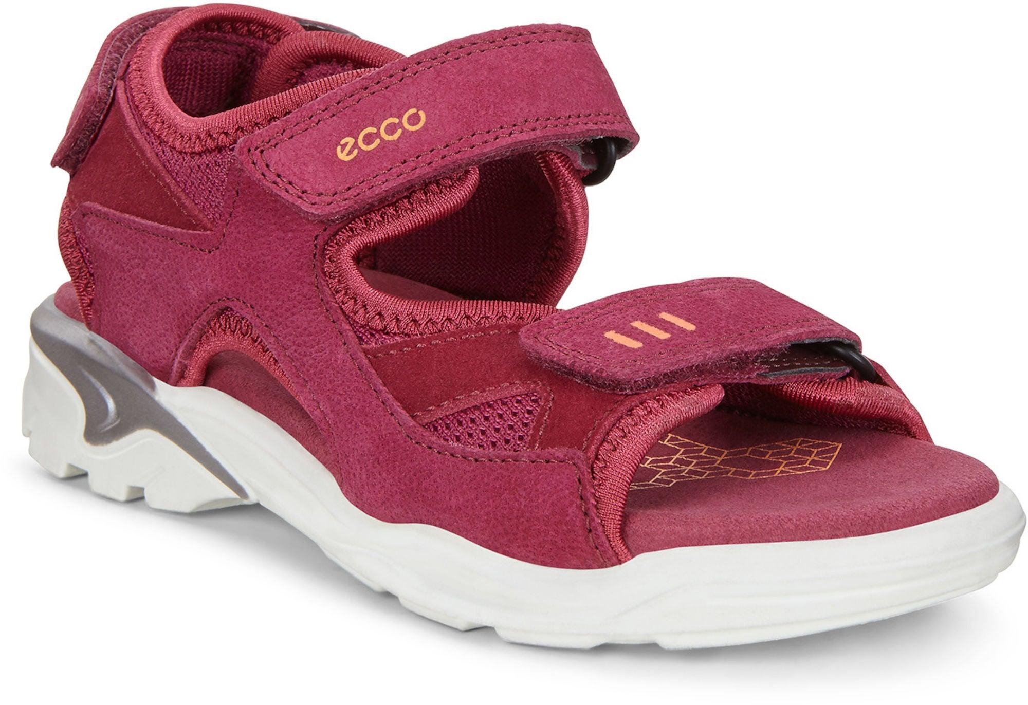 Køb ECCO Biom Raft Sandaler, Red Plum   Jollyroom