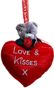 Me To You Bamse Love And Kisses 13 cm