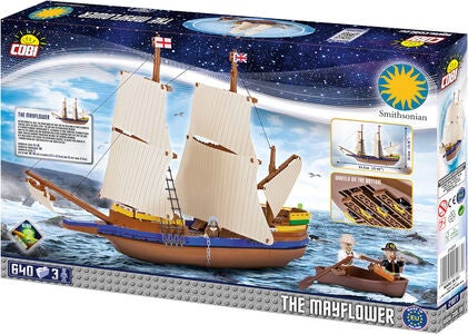 Cobi 21077 Smithsonian Mayflower