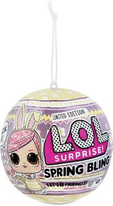 L.O.L. Surprise! Spring Bling Samlefigurer Doll