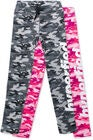 Hyperfied Track Tights 2-pak, Camo Black/Camo Pink