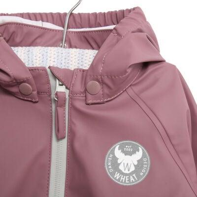 93583b24925 Køb Wheat Outerwear Charlie Regntøj, Lavender   Jollyroom