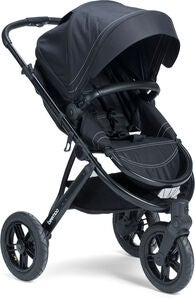 Beemoo Urban Air Klapvogn, Black