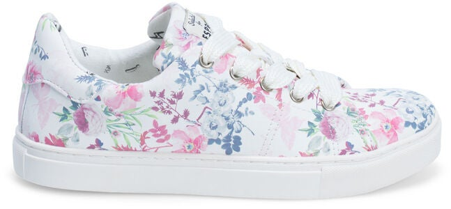 ESPRIT Filou Flower Sneakers, Off White