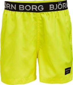 Björn Borg Keith Badebukser, Safety Yellow