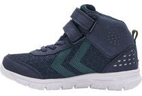 Hummel Crosslite Mid Tex Jr Sneakers, Black Iris