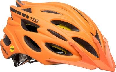 Tec Cykelhjelm Umbra MIPS 54-58 cm, Orange | Helmets