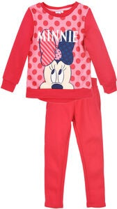 Disney Minnie Mouse Nattøj, Dark Pink