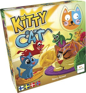 Kitty Cat Familiespil