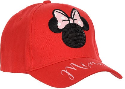 Disney Minnie Mouse Kasket, Red
