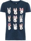Name it Minnie Mouse T-shirt, Dark Sapphire