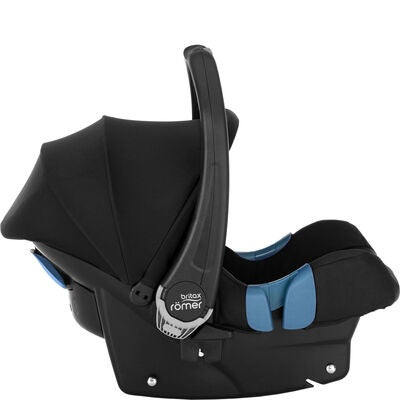 Ubrugte Køb Britax Römer Baby-Safe Plus SHR II Autostol Baby, Cosmos Black RJ-93