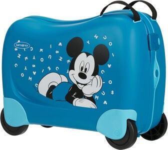 Samsonite Dreamrider Rejsekuffert Mickey Mouse 25L, Blue