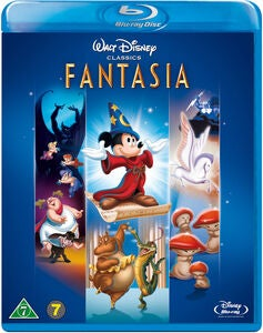 Disney Fantasia Blu-Ray