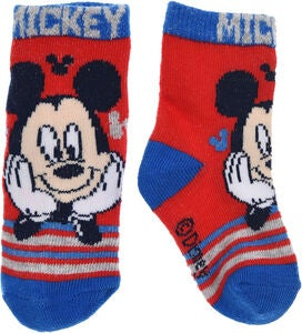 Disney Mickey Mouse Strømper, Red