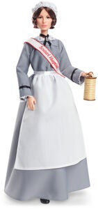 Barbie Inspiring Women Dukke Florence Nightingale