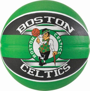 Spalding Basketball NBA Team Ball Boston Celtics