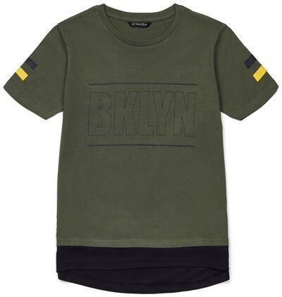 Luca & Lola Mercede T-Shirt, Green