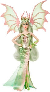 Barbie Dragon Empress Dukke Mythical Muse