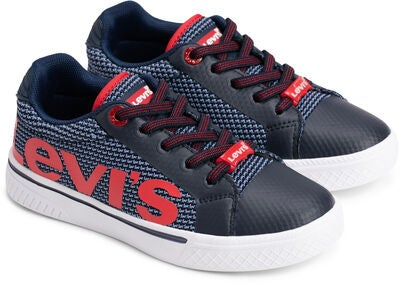 Levi's Sneakers Future Mega Navy Red
