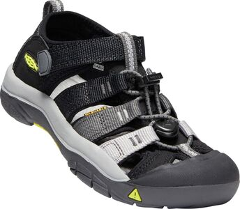 KEEN Newport H2 Little Kids Sandaler, Black/Magnet
