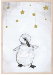 That's Mine Poster The Beautiful Duckling 30x40