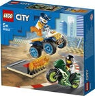 LEGO City Nitro Wheels 60255 Stuntteam