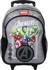 Marvel Avengers Amazing Team Rejsetaske 20L, Grey