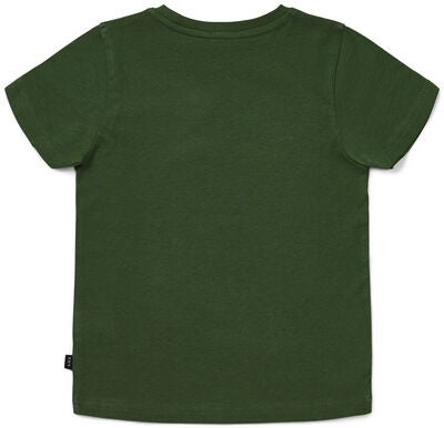 Luca & Lola San Marino T-Shirt 2-pak, Red/Army Green