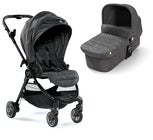 Baby Jogger City Tour Lux Duovogn, Granite