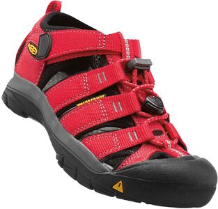 KEEN Newport H2 Little Kids Sandaler, Ribbon Red/Gargoyle