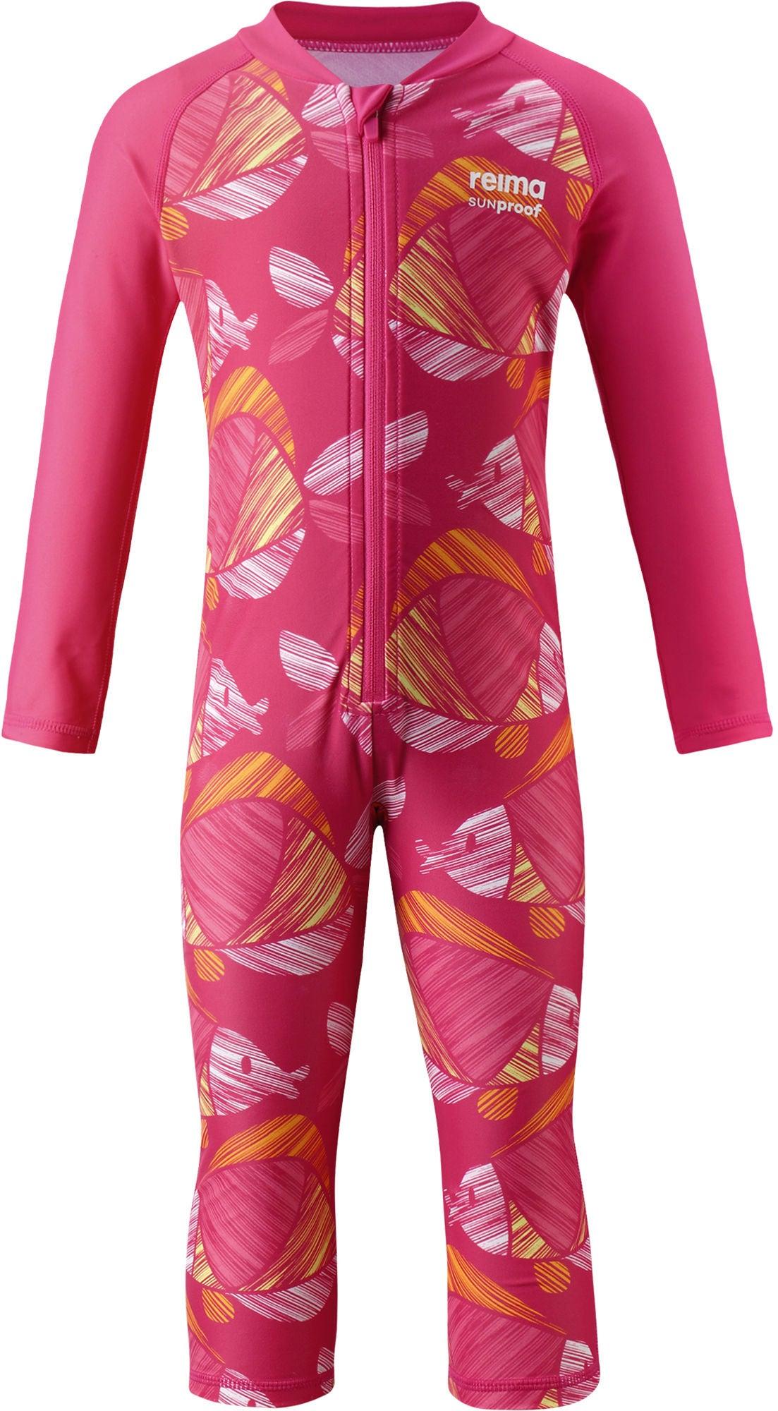 aed96896149 Køb Reima Maracuya UV-Dragt, Candy Pink   Jollyroom