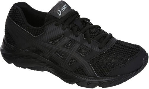 Asics Contend 5 GS Sneakers, Black/Black
