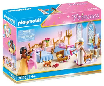 Playmobil 70453 Sovesal