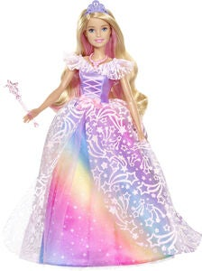 Barbie Dreamtopia Dukke Royal Ball Princess