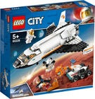 LEGO City 60226 Space Port Marsrumfærge