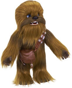 Star Wars Ultimate Co-pilot Chewbacca Interaktiv Figur
