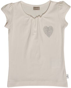 Hust & Claire Top, Nude Rose