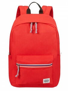 American Tourister Upbeat Zip Rygsæk 19.5L, Red