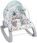 Fisher-Price Deluxe Infant-to-Toddler Skråstol