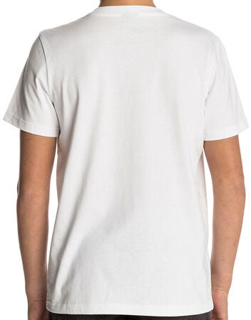Rip Curl Multi Art SS Tee T-shirt, Optical White