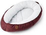 EcoViking Babynest Prime, Bordeaux Red