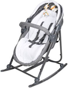 Beemoo 3-in-1 Babygynge, Grey