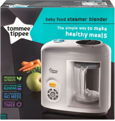 Tommee Tippee Closer To Nature Steam Blender