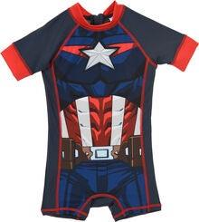 b16d15a408df Marvel Avengers UV-dragt